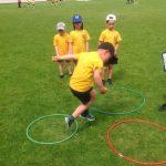 KS1 orienteering and multi-skills day at WSCC
