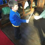 EYFS Christening at St Philip's and St James' Church