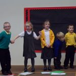 Class 2 and 3 Family Assembly